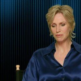 Jane Lynch - Calhoun - über Calhoun und Felix - OV-Interview