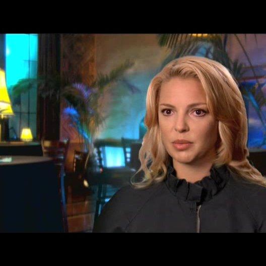 Katherine Heigl über ihre Rolle - OV-Interview