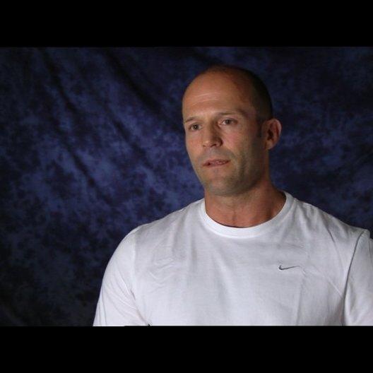Jason Statham (Danny) über die Vorbereitungen für die Rolle - Interview