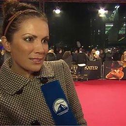Deutschlandpremiere Interviews Premierengäste - Sonstiges