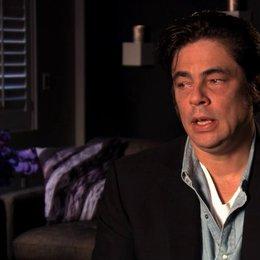 Benicio Del Toro über Lado - OV-Interview