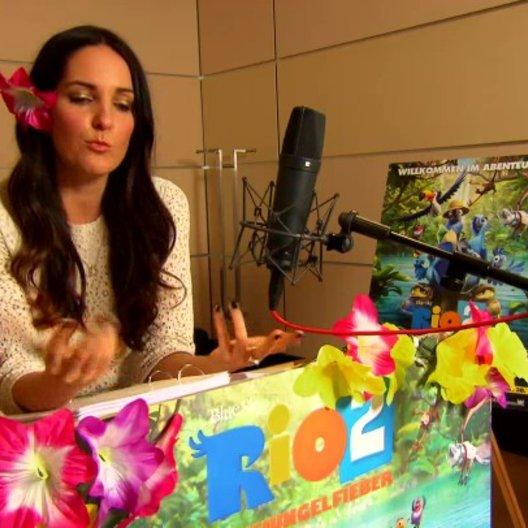 Johanna Klum - Jewel - über Jewel und Blu - Interview