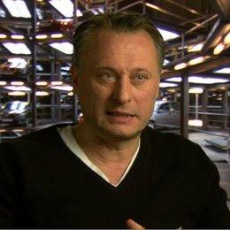 MICHAEL NYQVIST - Kurt Hendricks - über BRAD BIRD - OV-Interview