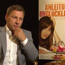 Richy Müller - Hans Luboschinski - über Tiffany Blechschmid - Interview