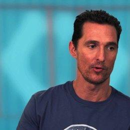 Matthew McConaughey - Ron Woodroof -  über Rons Beziehung zu Dr Eve Saks - OV-Interview