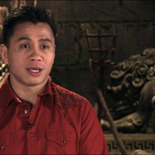 Cung Le über den Lion Clan - OV-Interview