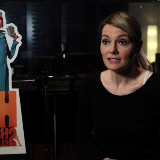 Martina Hill über den zweiten Teil - Interview