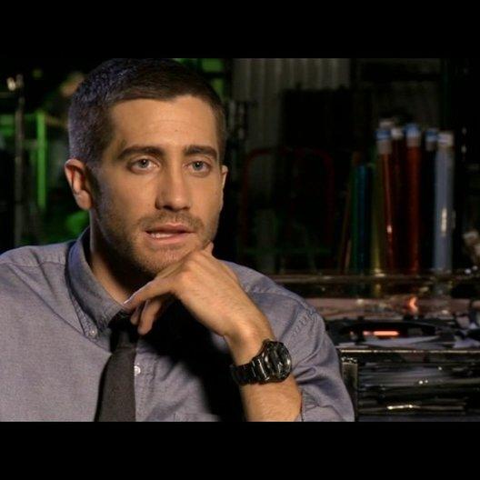 Jake Gyllenhaal (Colter Stevens) über Duncan Jones - OV-Interview