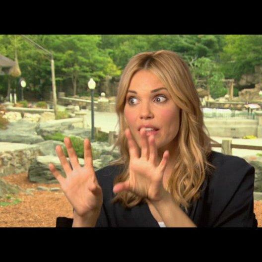 Leslie Bibb über den Film #2 - OV-Interview