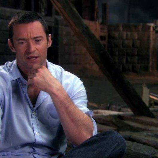 Hugh Jackman über den Jean Valjean - OV-Interview