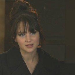 Jennifer Lawrence - Tiffany - über ihre Rolle - OV-Interview