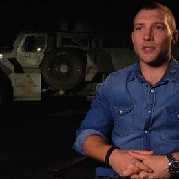 Jai Courtney (Jack McClane) über den Film - OV-Interview