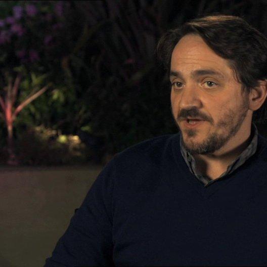 Ben Falcone - Will - über seine Arbeit mit Nicole Holofcener - OV-Interview