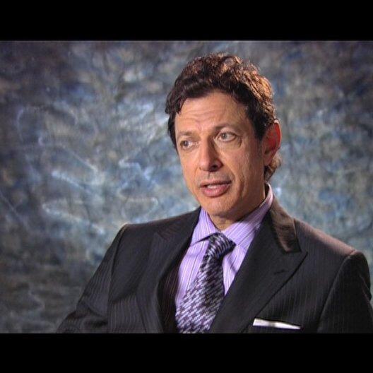 Jeff Goldblum ueber Leonard - OV-Interview