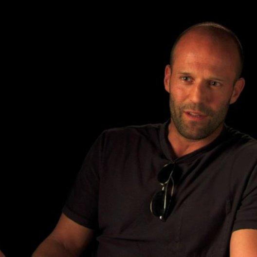 Jason Statham über seine Rolle Donald E Westlake und Taylor Hackford - OV-Interview