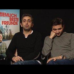 Eric Toledano und Olivier Nacache (Regisseur) über die Umsetzung der Geschichte - OV-Interview