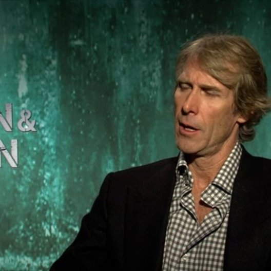 Michael Bay - Regisseur - über das Casting - OV-Interview