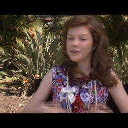 Georgie Henley über die Magie in der Welt von Narnia - OV-Interview
