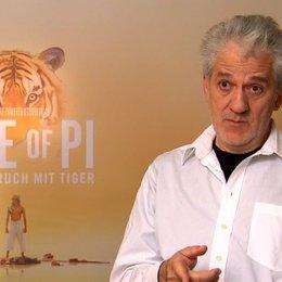 Ilja Richter über die Art seiner Rolle, die im Film von Irrfan Khan gespielt wird - Interview