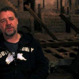 Russell Crowe über seine Ausdauer beim Singen - OV-Interview
