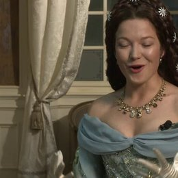 Hannah Herzsprung über das Erlebnis der Dreharbeiten der Tristan-und-Isolde-Premiere - Interview