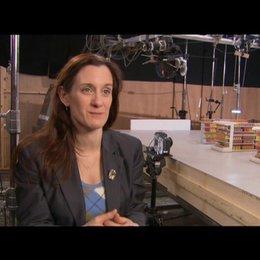 Allison Abbate über Mr Fox - OV-Interview