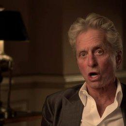 Michael Douglas - Liberace - über die Person Liberace und das Faszinierende am Film - OV-Interview