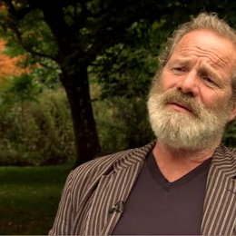 Peter Mullan (Ted Narracott) über seine Rolle Ted Narracott - OV-Interview