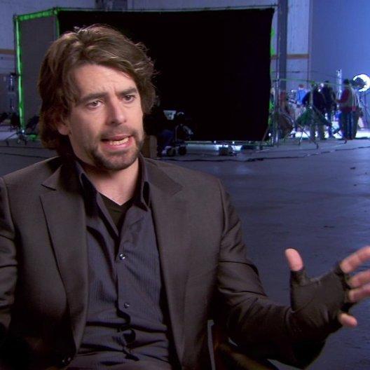 Eduardo Noriega (Gabriel Cortez) über seine Rolle - OV-Interview