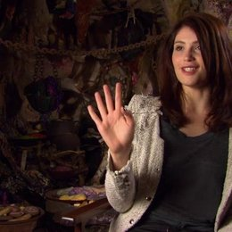 Gemma Arterton - Gretel - über das Set - OV-Interview