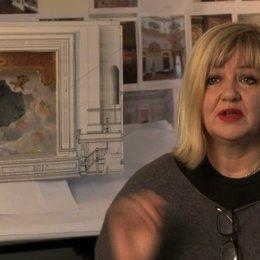 Sarah Greenwood über Levins Geschichte - OV-Interview