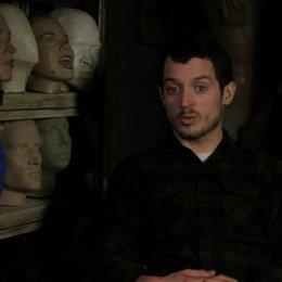 Elijah Wood darüber in einem Horrorfilm im Allgemeinen und in Maniac im Besonderen zu spielen - OV-Interview