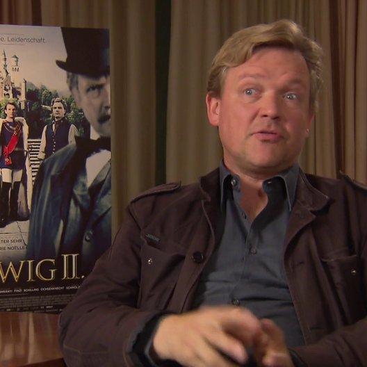 Justus von Dohnanyi über die Dreharbeiten an den Originalschauplätzen - Interview