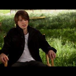 Colin Ford - Dylan Mee - über die Beziehung zwischen Dylan und Lily - OV-Interview
