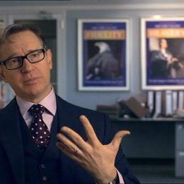 Paul Feig - Regisseur - über Melissa McCarthy als Mullins - OV-Interview