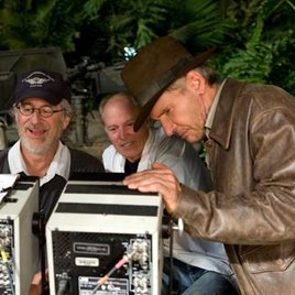 "Spielberg will ""Indiana Jones 5"" mit Harrison Ford"