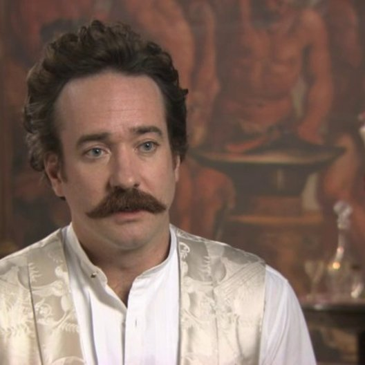 Matthew Mcfadyen über Tom Stoppard - OV-Interview