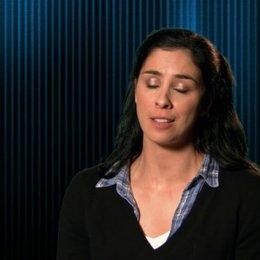 Sarah Silverman - Vanellope - warum der Film alle Altersklassen anspricht - OV-Interview