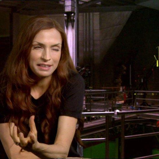 Jean Grey über Logan - OV-Interview