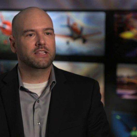 Ryan Carlson - Production Designer - über die Recherchen - OV-Interview