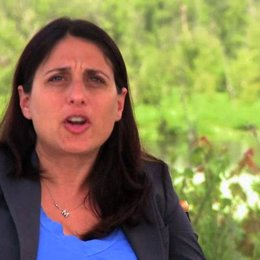 Pamela Abdy über die Figuren Sandy und Diana - OV-Interview