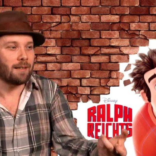 Christian Ulmen - Randale Ralph - über die Synchronstimme von Randale Ralph - Interview