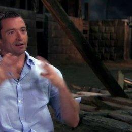 Hugh Jackman über seine Rolle - OV-Interview