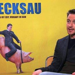 James McAvoy über den Humor des Films (2) - OV-Interview