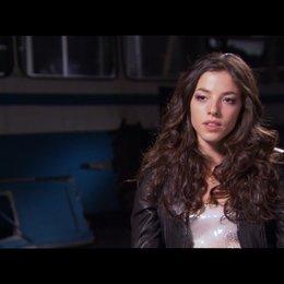 Olivia Thirlby (Natalie) über den Regisseur Chris Gorak - OV-Interview