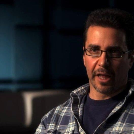 James DeMonaco über Mary Sandin - OV-Interview