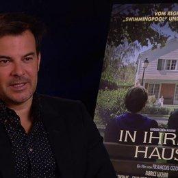 Francois Ozon Regiesseur darüber wie er sich für Fabrice Luchini und Kristin Scott Thomas entschied - OV-Interview