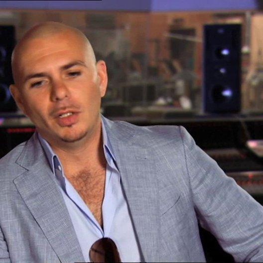 Pitbull - Bufo - über die Arbeit mit Chris und Blue Sky Studios - OV-Interview