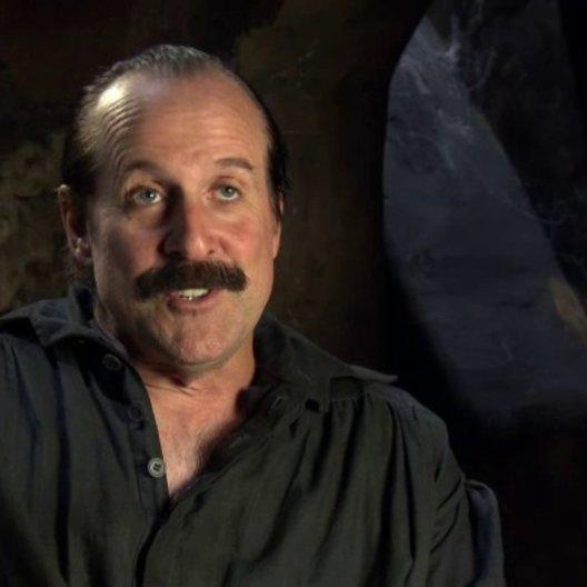 Peter Stormare - Sheriff Berringer - darüber wie der Film begeistert - OV-Interview