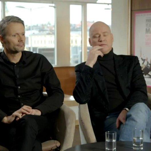 Robert Gustafsson - Allan Karlsson - über seine Figur Allan Karlsson - OV-Interview